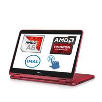Laptop Dell Inspiron Convertible 11,6 A6-9220e 4gb Ram 32gb