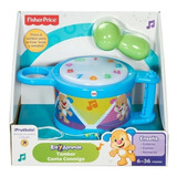 Fisher Price Tambor Canta Drb23