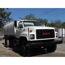 Camion Kodiak Con Tanque Cisterna