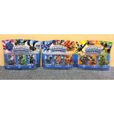 Nueve Skylanders Spyro's Adventure 3 Paquetes Envío Incluido