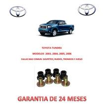 Bujes P/ Caja Cremallera Direccion Hidraulica Toyota Tundra