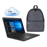 Laptop Hp Intel Ultima Generación 1tb Delgada Ligera Regalos