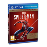 Spiderman Para Ps4 Play Station 4 Fisico Game Of The Year