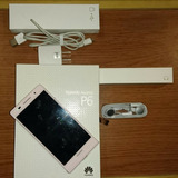 Huawei Ascend P6 Color Rosa