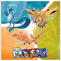 Pokemon Ruby Omega,zafiro Alfa,x,y,codigo Evento Aves Legend