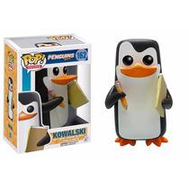 Kowalski Pingüinos De Madagascar Pop