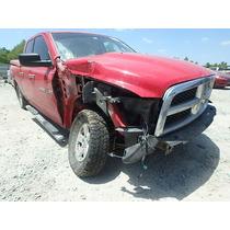 Dodge Ram 2011 Motor 5.7 Desarmo Autopartes Transmision