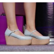 Zapatos Moda Japonesa Num 25