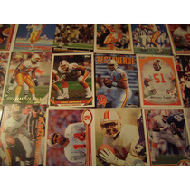 Lote 50 Tarjetas Futbol Americano Bucaneros De Tampa Bay