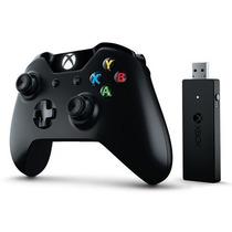 Control Xbox One Con Receptor Para Windows 10 En Computlán