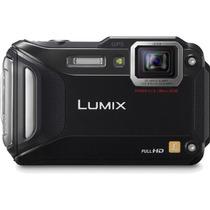 Camara Panasonic Lumix Dmc-ts5k Negra +8gb - Envio Gratis