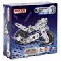 Meccano Dirt Bike 43 Pza Spin Master Real Metal