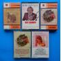 Vintage Lote De 5 Cassettes Ray Conniff De Coleccion!!
