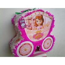 Piñata Carruaje Princesa Sofia