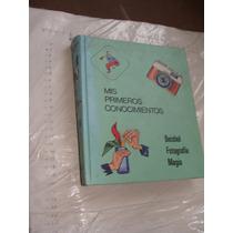 Libro Mis Primeros Conocimientos , Beisbol , Fotografia , Ma