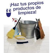 Productos Quimicos, Productos De Limpieza, Formulas, Cloro