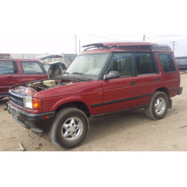 Partes Piezas Desarmo Land Rover Discovery V8i 1994 Al 1998