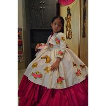 Vestido De Charra Presentacion 3 Años En Venta En Ixtlahuaca