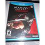 Nintendo Wii U Ninja Gaiden 3 Razor