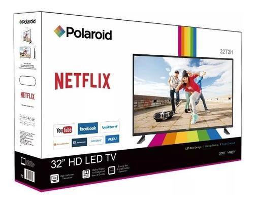 Pantalla Smart Tv Led Polaroid De 32 Pulgadas Netflix