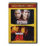 Guardianes De Altamar / Brigada 49 Pelicula Dvd