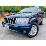 Jeep Grand Cherokee 2004 Limited V8 Qc 4x4 At Autos Puebla
