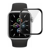 Mica Cristal Templado Apple Watch Series 4 Y 5 De 40mm  44mm