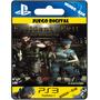 Resident Evil Hd Ps3 (8gb) Licencia Digital