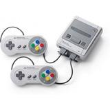 Consola Super Nintendo Classic 2controles Uk