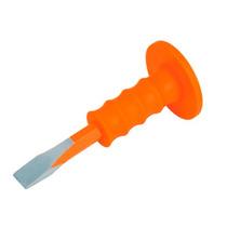 Cincel Con Grip Cuña 7/8 Pulg Largo 10 Pulg Truper 12274
