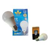 Foco Led 10w Luz Blanca, Oferta¡¡¡ Gran Iluminacion (100w)