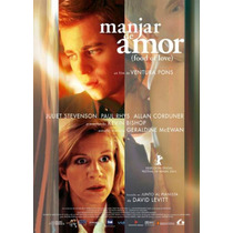 Dvd Manjar De Amor(food Of Love )tematica Gay Ventura Pons