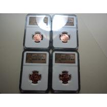 Centavos Certificados 1 Penny 2009 Sin Circular Serie D