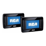 Reproductor Portatil Dvd iPod 7  Rca Drc97873i Negro