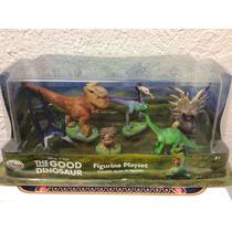Figuras Play Set De Disney De The Good Dinosaur !!!! Arlo!