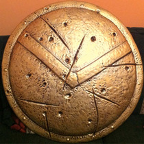 Escudo Leonidas Espartano 300 Spartan Race
