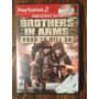 Brothers In Arms Road To Hill 30 Ps2 - Incluye Envío!