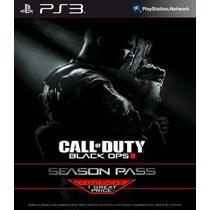 Cod Black Ops Ii 2 + Season Pass Español Ps3 Psnrasec