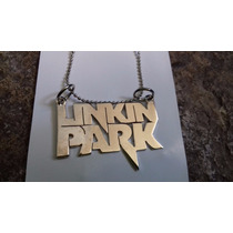 Dije Linkin Park Acero