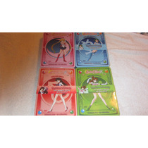 Sailor Moon Talk Box Volumen 1, 2, 3, Y 4 92 Capitulo Vv4