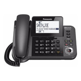 Teléfono Inalámbrico Panasonic Kx-tgf382 Negro