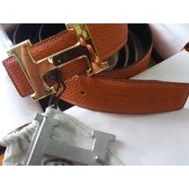 Hermes Cinturon Autentico Con Certificado Original