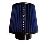 Filtro De Alto Flujo Universal Tipo K&n Azul