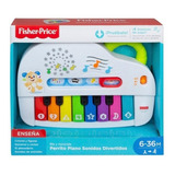 Fisher -price Perrito Piano  Sorpresa Gfx33