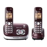 Telefono Inalambrico Bloqueo Llamada Kx-tg6572r Panasonic