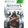 Assassin´s Creed Brotherhood Xbox 360
