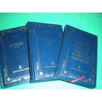 Libros Gredos Tácito Anales/agrícola/ Germania/ Dialogo Sobr