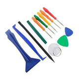Kit Herramientas 12 En 1 Para Reparacion Celular Desarmador