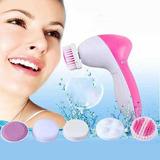 Limpiadores Faciales Y Cepillo Exfoliantes Piel Muerta Color