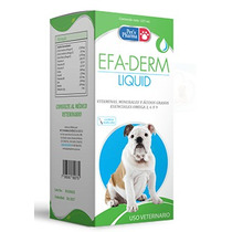 Efa-derm Liquid Gde (omega 3, 6, 9, Vitaminas Y Minerales)